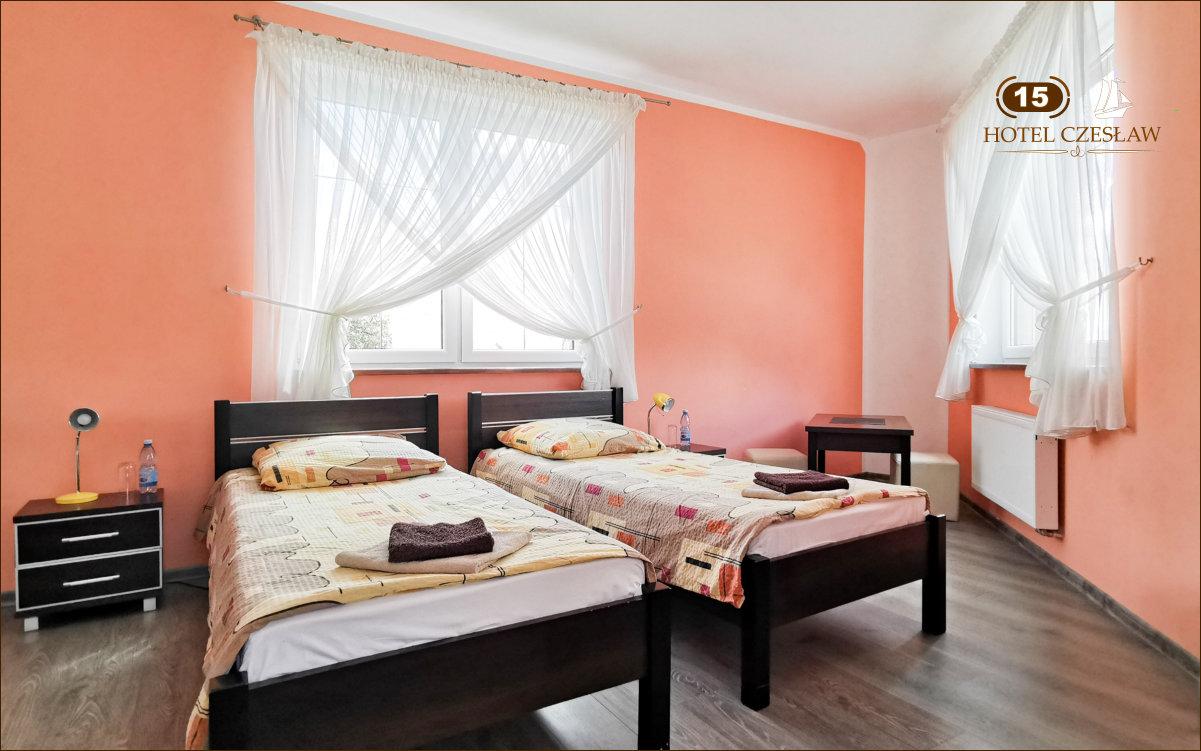 Hotel Czesław - pokój nr15